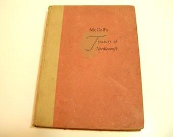 McCalls Treasury Of Needlecraft Vintage Book