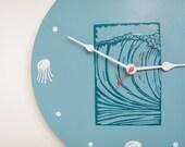 Blue Ocean Clock OlyTeam