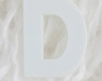 Alphabet Photography -  Neutral Nursery Decor Art Print, The Alphabet, Photo Art, Baby Room Letters, Letter Art Photography, Letter D, Photo