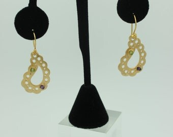 Journey Crystal Earrings