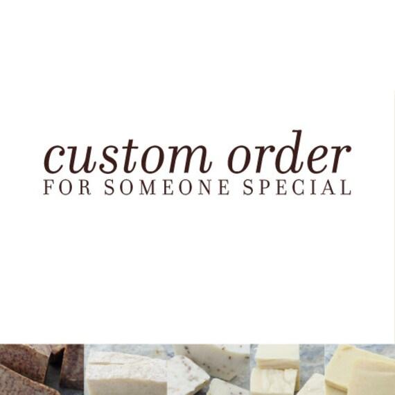 Custom order for Raysofsoul