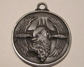 Wolf and Eagles  pendant ............      35 x 3.66 mm ..............               1144