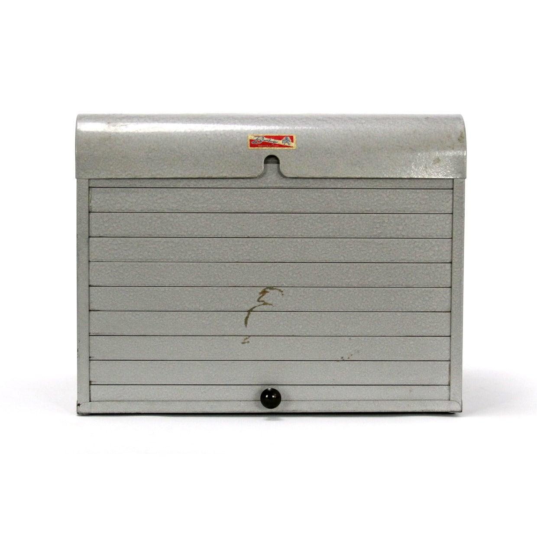 Vintage industrial roll top desk organizer - Best desk organizers ...