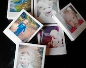 Mini Polaroid Magnet Set