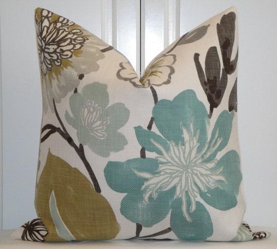 Items Similar To Decorative Pillow Cover Euro Sham