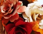 Paper Flower wedding package.. Taking custom orders for Summer and Fall Weddings Now