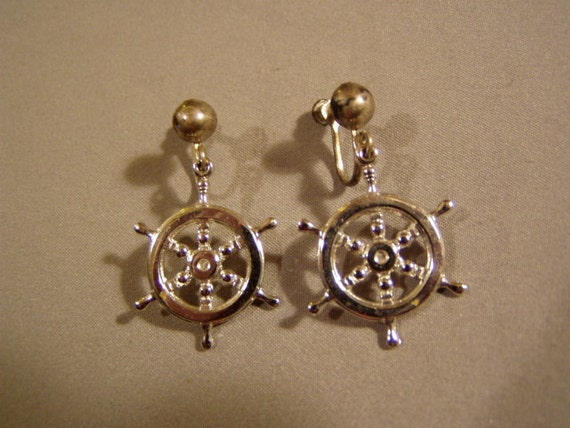 Vintage Hlp His Lordship Products Nautical Jewelry Sterling
