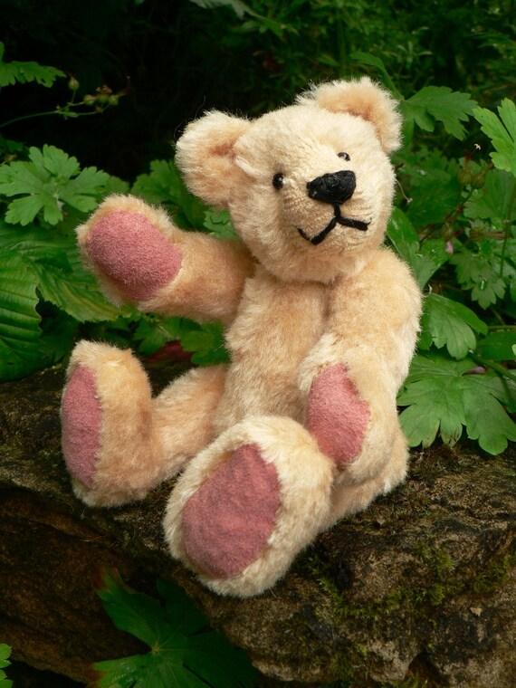 Conrad OOAK Handmade Miniature Artist Teddy Bear