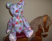 Strawberry purple Teddy bear