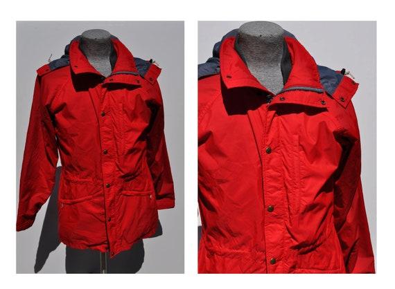vintage mountain parka 60/40 parka jacket LL BEAN medium