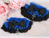 Sweet Classic Country Lolita Wristcuffs