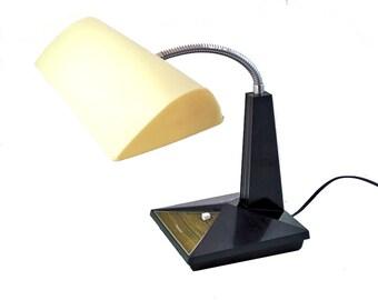 1970s Panasonic Gooseneck Desk Light - Task Light