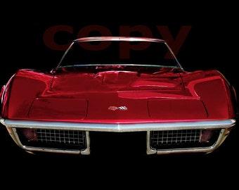 1972 Corvette photo