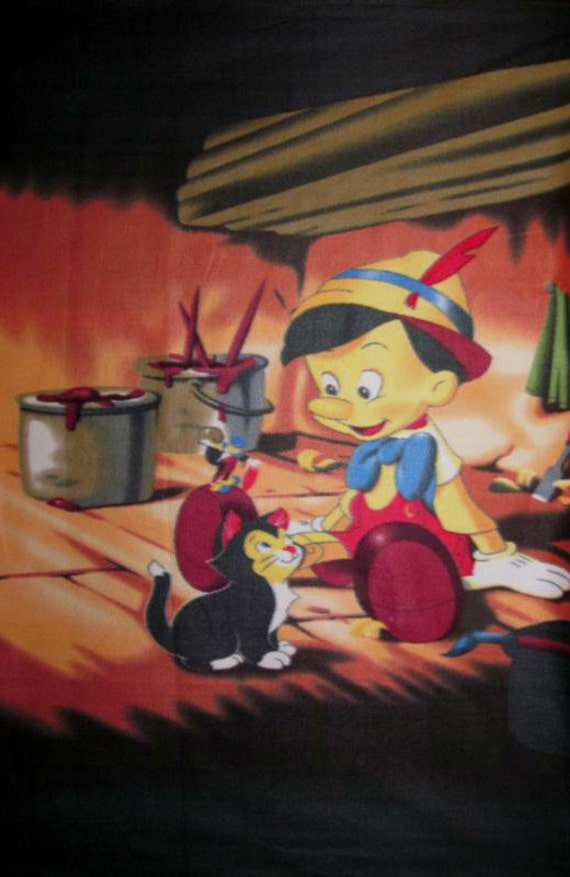 What Was The Name Of The Cat In Pinocchio