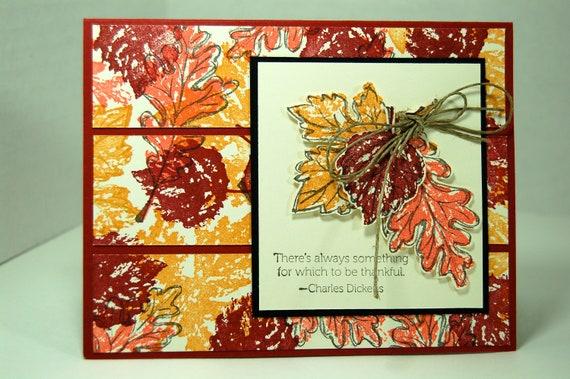 Handmade Thanksgiving Cards Pinterest