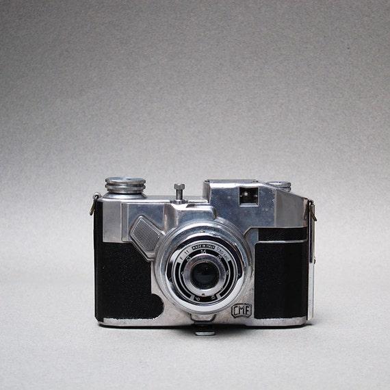 Vintage Camera Bencini Koroll S  - 1959 - 120 Square Format Stunning User Camera