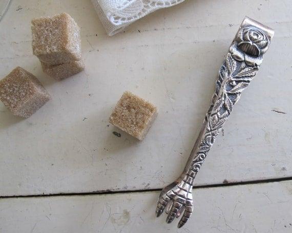 Antique Sugar Tongs