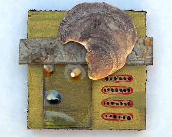 Cypher: found object assemblage