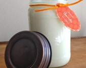 Amaretto 16 oz Natural Soy Wax Candle