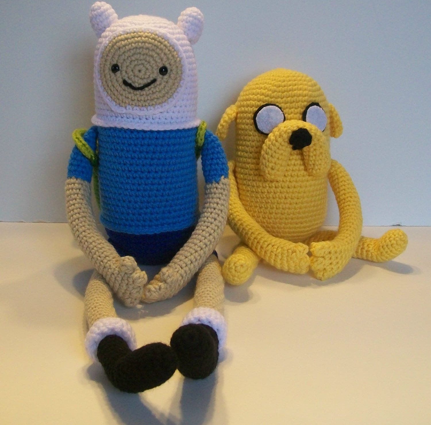 Adventure Time Jake Amigurumi Pattern : Unavailable Listing on Etsy