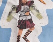 St. John Paul II, Maximilian Kolbe or St. Michael the Archangel soft doll kit