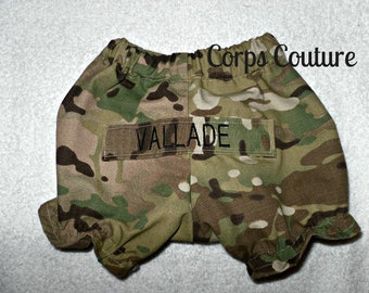 Multicam Diaper Cover
