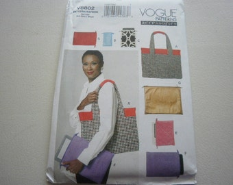 Pattern Ladies Electronic Device Cases and Totes Vogue 8802