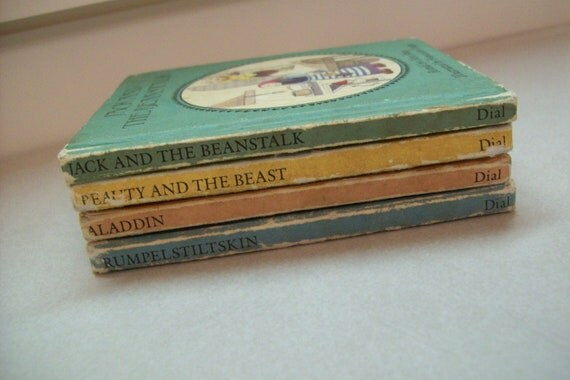 Vintage Books - The Treasury Box of Fairy Tales - copyright 1984 - Collectible
