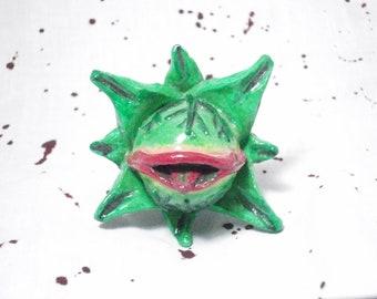 Venus Fly Trap Plant / Audrey II Little Shop of Horrors Sculpture