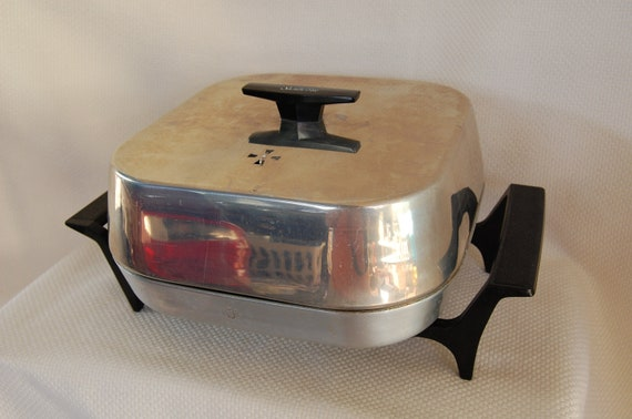 Vintage Sunbeam Electric Skillet