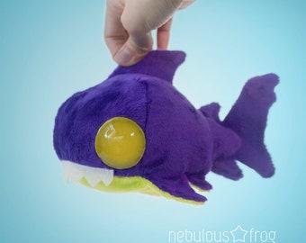 SPARKY the 7-inch Shark  Plush