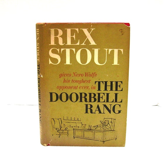 The Doorbell Rang - Nero Wolfe - Rex Stout - Copyright 1965