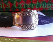 Spoon Ring Size 10 Free Shipping