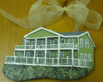 Custom House Paintings, Extra Detail 5-7 inch