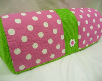 DELIGHTFUL DOTS - Expression Dust Cover - Expression Cozy - Cricut Dust Cover  - Cricut Cozy