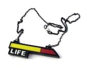 Life bar - Health bar - Geeky Necklace
