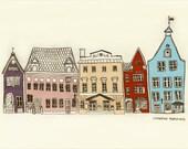 Town Hall Square Tallinn