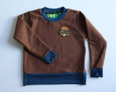 GARTH - Fleece Pullover Sweater - Size 2T