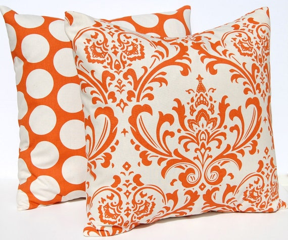 Decorative Throw Pillow Covers 20 x 20 Autumn by FestiveHomeDecor