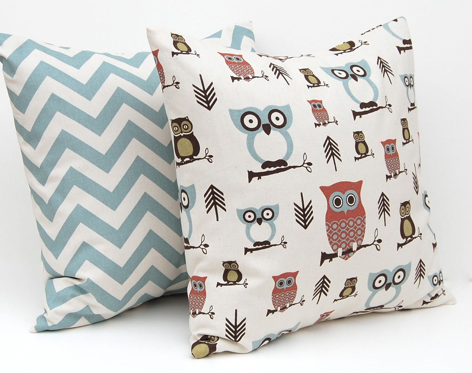 Owl Throw Pillow Covers : Chandeliers & Pendant Lights