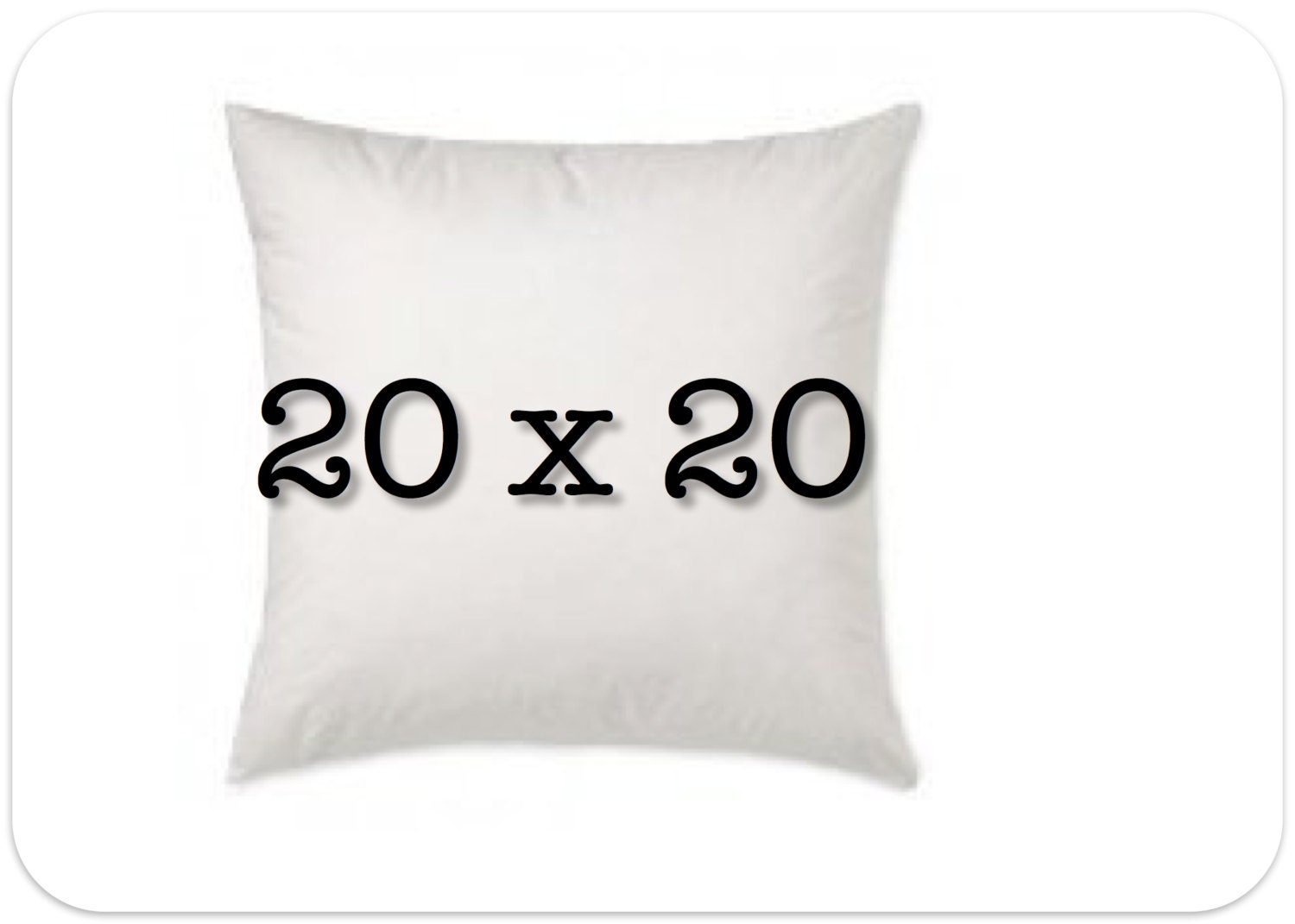 Plump up your pillows in style with this 20