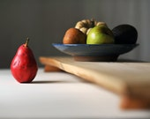 Cutting Board Large Footed Serving Tray Eco Friendly Cheese Board Fruit Platter
