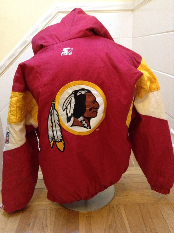 Vintage Washington Redskins Starter Jacket Medium