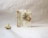 Handmade journal , handmade paper ,OAAK