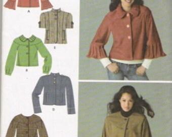 Simplicity 3627  Jacket Pattern   SZ 6-14