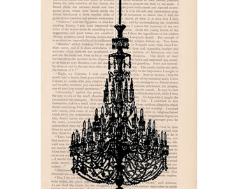 Popular items for baroque chandelier on Etsy