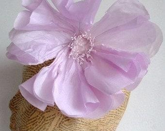 Extra Large Poppy - Lilac