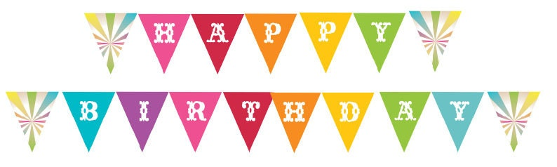 Decisive image with regard to printable birthday banner