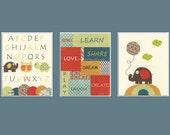 Nursery Art Print, Kids W...