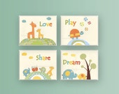 Kids wall art decor, Nurs...